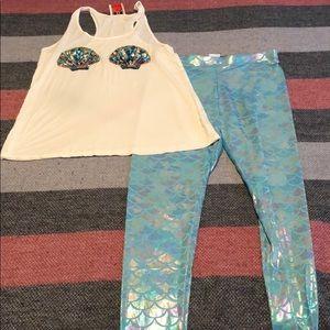 Other - Mermaid homemade costume